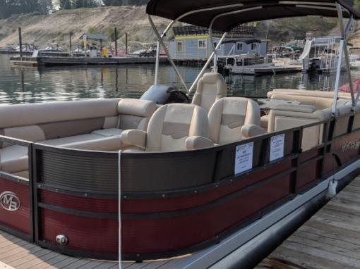 Standard Cruise Pontoon Boat